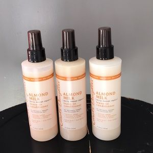 Carol's Daughter Almond milk leave-in conditioner